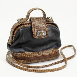Vintage Cute Mini Doctor Bag Style Purse
